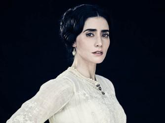 "Paola Núñez as ""Maria García"" photo: AMC"